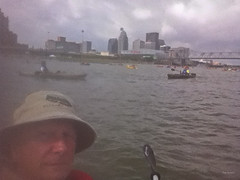 Labor Day 2014 (Joe Schneid) Tags: kayak kentucky joe louisville ohioriver 2014 louisvillekentucky schneid 2104 mcalpinelocks joeschneid hikebikeandpaddle paddlethruthemcalpinelocks
