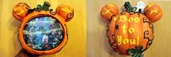 Boo To You Jack O' Lantern (Saturday Morning ToyZ) Tags: world park light halloween up jack you o disneyland disney boo to lantern walt exclusive 2014