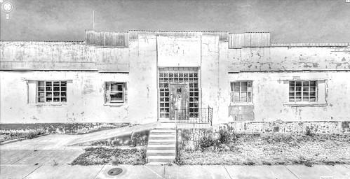street old building abandoned trek store google colorado view wells co hdr cheyenne streetview panamerican easterncolorado photomatix gsv storefont cheyennewells googlestreetview