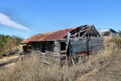 Baranduda, Victoria, Australia (Capital SS) Tags: rural canon john rust farm country capital ss shed rusty australia victoria ruraldecay corrugated corrigatediron baranduda