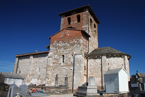 Eglise Saint-Michel à L'Escure-d'Albigeois