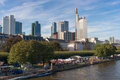 Skyline II (Chris.Har) Tags: skyline canon frankfurt sony main 24mm fd museumsuferfest nex5t