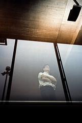 Gatwick dawn (RoryO'Bryen) Tags: gatwick airport dawn alba laube mañana madrugada roryobryen rangefinder colour film scannedfromnegative scanofnegative people copyrightroryobryen leicamp 35mm 35mmsummiluxmasph leicasummiluxm35mmf14asph leicasummiluxm35mmf14