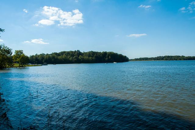 Hardy Lake State Recreation Area - Sept. - September 7, 2014