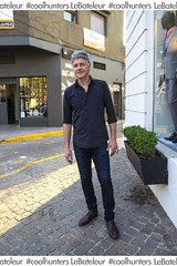 Le Bateleur (Luis Piccinali) Tags: argentina fashion de photography buenos aires moda tendencias luis fotografia cazadores streetfashion coolhunter coolhunters piccinali