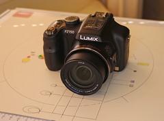 camera lumix panasonic bridgecamera dmcfz150