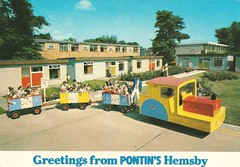 Pontins Hemsby Holiday Camp (trainsandstuff) Tags: vintage norfolk retro archival pontins holidaycamp hemsby maddiesons noddytrain