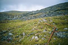 Pipe ([Scott]) Tags: film 2004 wales lomo lca 200 slate snowdonia agfa expired quarry dinorwic xrg