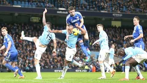 Xem trực tiếp trận Manchester City gặp Chelsea ngày 21/9/2014