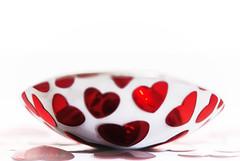 heart reflections (sure2talk) Tags: heartreflections macromondays heart hearts valentine valentinesday confetti red spoon spoonreflection reflection nikond7000 nikkor85mmf35gafsedvrmicro macro closeup