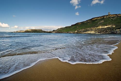 Gnejna Beach