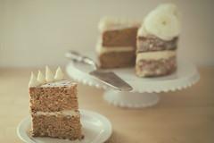 Carrot cake (Graella) Tags: carrotcake pastel pastis cake flowers flores food dessert comida postre receta recipe party breakfast desayuno merienda sweet reposteria reposteriacreativa sprinkles eat