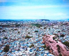 Blue City, Jodhpur (AjayGoel2011) Tags: •rediscovering memories mehrangarh jodhpur play with tonality blue rangeelorajasthanigerrajasthanigerjodhpuronlinejodhpurplanetjodhpurphotographersofindiaagameoftonesjodhpurjodhpurdiariesjodhpurdiaries bluecity rangeelorajasthanigersjodhpurvisionofindiaigersrajasthan streetphotographyindiastreetsofindia storiesofindiadesidiaries coloursofindiaindiabeatsphotographyasia hindustanpictures