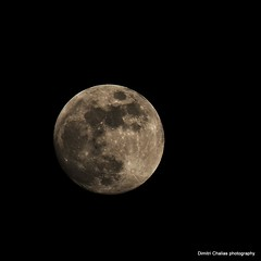Moon 11/3-2017 (Dimitri Chalias) Tags: moon nikond7100 tamron70300 saltsjöbaden