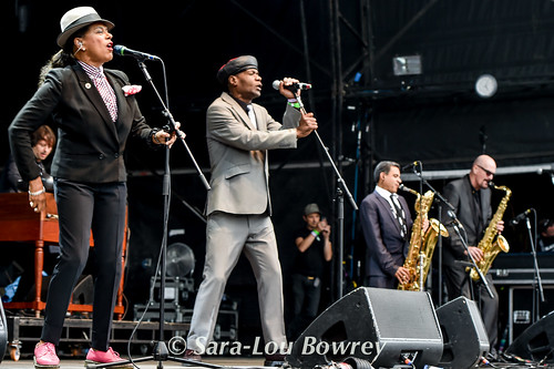 The Selecter at Beautiful Days 2016