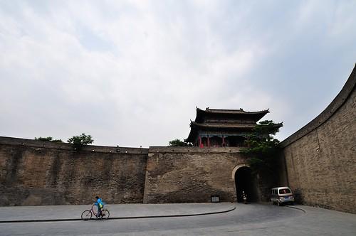 河北邯郸 - 广府古城东城门