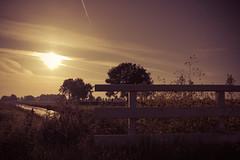 Linchoten (judithvanagthoven) Tags: holland canon nederland natuur lucht ochtend linschoten