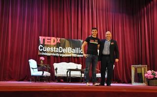 TEDxCuestaDelBailío
