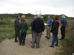 JAC visit to Kiln Meadow
