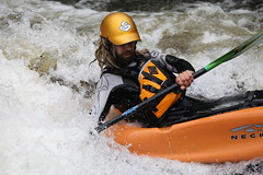Cool Dude (threejumps) Tags: freestyle whitewater kayak hole paddle wave rodeo rapid cooldude necky paddler neckykayaks