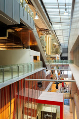 OC interior layers 1 (Wing Yau Au Yeong) Tags: architecture mall layout singapore interior layers levels orchardcentral