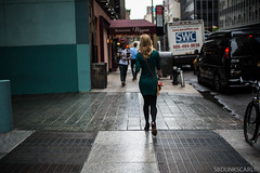 walking (sbdunkscarl) Tags: world new york red sky people blackandwhite dog man hot streets color building ice home rain birds 30 lady clouds buildings walking subway dessert prime freedom workers ride transformer metro manhattan cream center walker optimus lipstick traveling trade seconds ours oneman