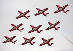 Big Diamond Wrap (Aerospace Imaging) Tags: canada newfoundland airshow snowbirds rcaf tutor 2014 canadianforces royalcanadianairforce ct114 431airdemonstrationsquadron yjt cyjt stephenvilleinternationalairport