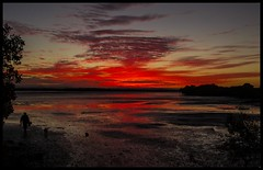 Sunset over Hayes Inlet_03=