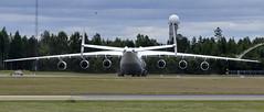 Antonov Design Bureau UR-82060, OSL ENGM Gardermoen (Inger Bjørndal Foss) Tags: norway osl gardermoen antonov engm an225 mryia ur82060