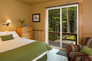 Alaska Salmon Fishing Lodge - Luxury 10