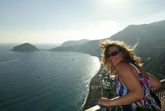 Ischia - Maronti - Annamaria (Salvatore Vitale) Tags: girl donna mare sony annamaria ischia spiaggia vacanze maronti rx100ii