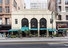 Figaro Bistro (HunterKerhart.com) Tags: architecture losangeles downtown downtownla dtla downtownlosangeles discoverla kerhart hunterkerhart