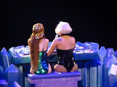 Lady Gaga, Michelle Treacy, ARTPOP Ball Tour, Bell Center, Montral, 2 July 2014 (75) (proacguy1) Tags: canon montral michelle treacy bellcenter ladygaga sx240hs artpopballtour 2july2014