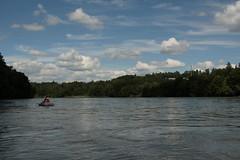 Schlauchboot Sevylor Super Caravelle XR86GTX ( Supercaravelle - Gummiboot )  auf der Aare ( Fluss - River ) untewegs zwischen S.tilli und W.ehr B.eznau im Kanton Aargau in der Schweiz (chrchr_75) Tags: nature water ro river landscape boot schweiz switzerland boat eau wasser suisse suiza swiss fiume natur super rivire sua christoph svizzera fluss landschaft aar aare jolla canot sveits dinghy bote schlauchboot sviss caravelle zwitserland sveitsi  suissa reka joki jolle gummiboot sloep chrigu szwajcaria schlauchboote  sevylor  arole chrchr hurni chrchr75 supercaravelle chriguhurni albumaare chriguhurnibluemailch gummiboote xr86gtx albumschlauchbootegummibooteunterwegsinderschweiz