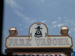 Park Vasona (earthdog) Tags: sign train word lumix panasonic campbell 2014 dmczs19 panasonicdmczs19