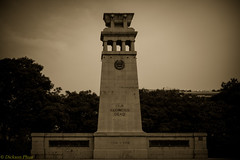 The Cenotaph (gunman47) Tags: world park city our two dead japanese one hall memorial singapore war rip battle glorious ii esplanade british cenotaph remembrance sg 1914 1945 denis 1939 1918 the occupation santry i