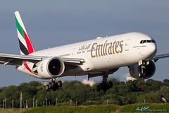 A6-EBO B777-36N/ER Emirates (kw2p) Tags: a6ebo b77736ner boeing egpf egpfgla emirates glasgowairport landing cn32792568 paisley scotland unitedkingdom