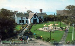 Pontin's Middleton Tower holiday camp (trainsandstuff) Tags: vintage retro archival morecambe pontins holidaycamp middletontower fredpontin
