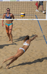 P7171681 (roel.ubels) Tags: world beach sport tour denhaag beachvolleyball volleyball thehague volleybal 2014 beachvolleybal