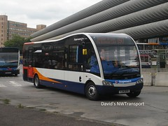 Stagecoach Merseyside & Sth Lancashire, 47923 [YJ14BVR] - Preston (05/08/14) (David's NWTransport) Tags: solo stagecoach optare optaresolo solosr optaresolosr stagecoachmerseysidesouthlancashire yj14bvr