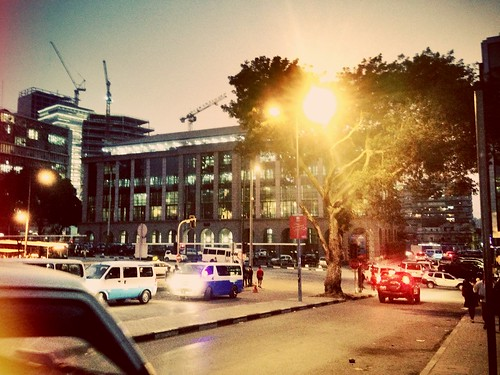 Luanda downtown