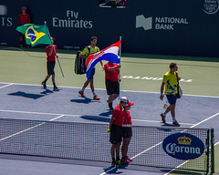 2014_08_10_0694_RogersCup2014-TO.jpg (upsidedownjim) Tags: toronto ontario canada cup sports ivan atp tennis event rogers marcelo melo rogerscup dodig marcelomelo ivandodig
