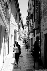 DSCF7519 (opnwong) Tags: street cruise blackandwhite bw holiday photography ngc croatia places location split adriatic vocation 2014