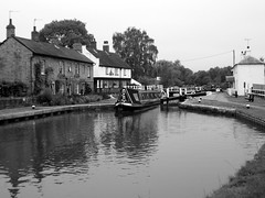 Fenny Stratford (DarloRich2009) Tags: boat canal miltonkeynes buckinghamshire bedfordshire barge narrowboat mk waterway towpath canalboat grandunioncanal bletchley fennystratford grandjunctioncanal fennylock fennystratfordlock
