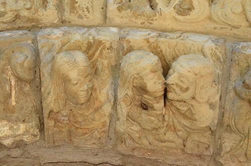 Piasca (Cantabrie) - sculpture romane - 38
