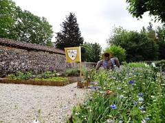 Jardin Abbaye de Flaran Gers Midi-Pyrénées France (stase-x) Tags: voyage france musée tourisme patrimoine abbaye gers midipyrénées flaran abbayedeflaran