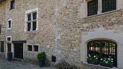 Prouges (rolanddouarre) Tags: nikon village pierres paysage maison campagne d800 ruines moyenge prouges