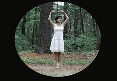BR1A6091 (O'h! Photography) Tags: ballet white girl dress surrealism surreal dancer whitedress chinesegirl balletinthewoods