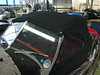 Jaguar XK 120 mit Spezialkarosserie Verdeckmontage