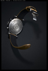 _8055091 copy (mingthein) Tags: macro closeup nikon spirit marin watch micro wristwatch titanium ming speedlight diffuser chronograph speake horology seafire onn strobist thein sb900 photohorologer speakemarin mingtheincom d800e spiritiii